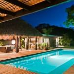 pool patio villa rental costa rica